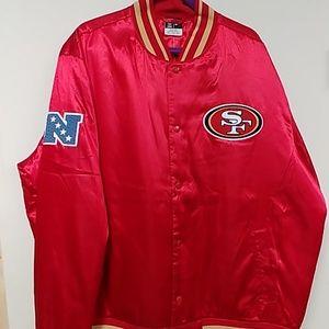 Nike NFL SF 49ers jacket